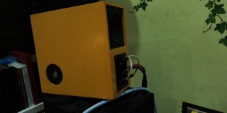 Illusion 3D speaker (Used) 32a17a10