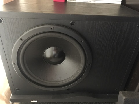 B&W ASW 1000 Subwoofer (Used) 3f742510