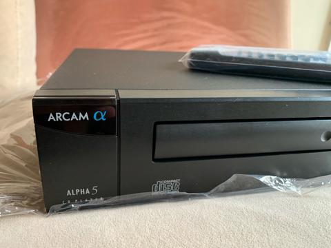 Arcam Alpha 5 CD player (Used) 44604410