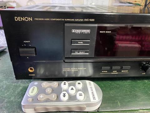 Denon AVC 1020 AV amp (Used) 4b743f10