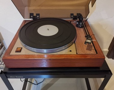 Thorens Turntable with Grace arm (Used) 5d270010