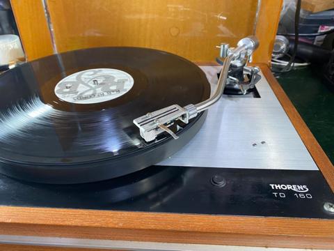 Thorens TD-160 turntable (Used) 6ba82910