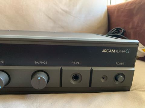 Arcam Alpha integrated amp (Used) 7a31af10