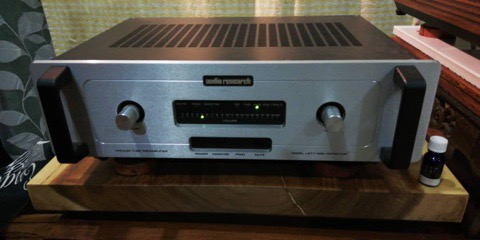 Audio Research pre LS17 and Classic 60 (Used) 8961fe10