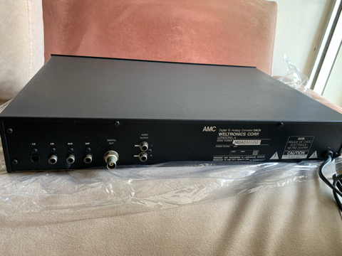 AMC DAC8 digital analog converter (Used)sold 8f48e210