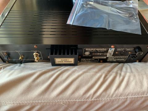Marantz CD94 MK2 CD player(Used)  95d5ab10