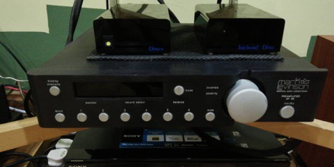 Mark Levinson preamp 38 and poweramp 332 (Used) 9c01ba10