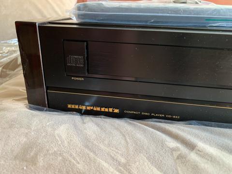 Marantz CD94 MK2 CD player(Used)  Ad797d10