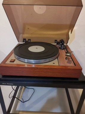 Thorens Turntable with Grace arm (Used) C06aac10