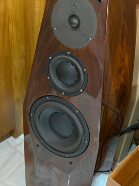 Silverline Bolero Hi end Speaker (Used) C0a31010