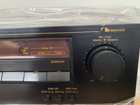 Nakamichi CR-1 cassette deck (Used) sold Cb570410