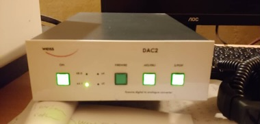 Weiss DAC2 (Used) E5d50210