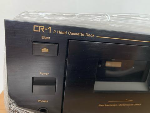 Nakamichi CR-1 cassette deck (Used) sold Ec0af010