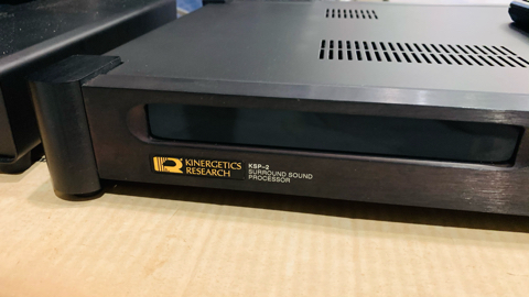Kinergetics Research KSP-2 THX Surround Preamplifier/Processor KSP2 (Used) F0a1cb10