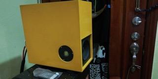 Illusion 3D speaker (Used) F0e2f010