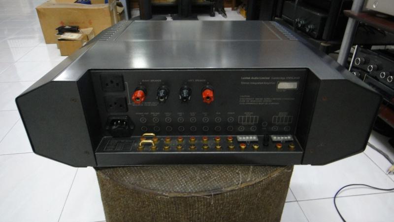 lentek s i a osc integrated amplifier used sold. Black Bedroom Furniture Sets. Home Design Ideas