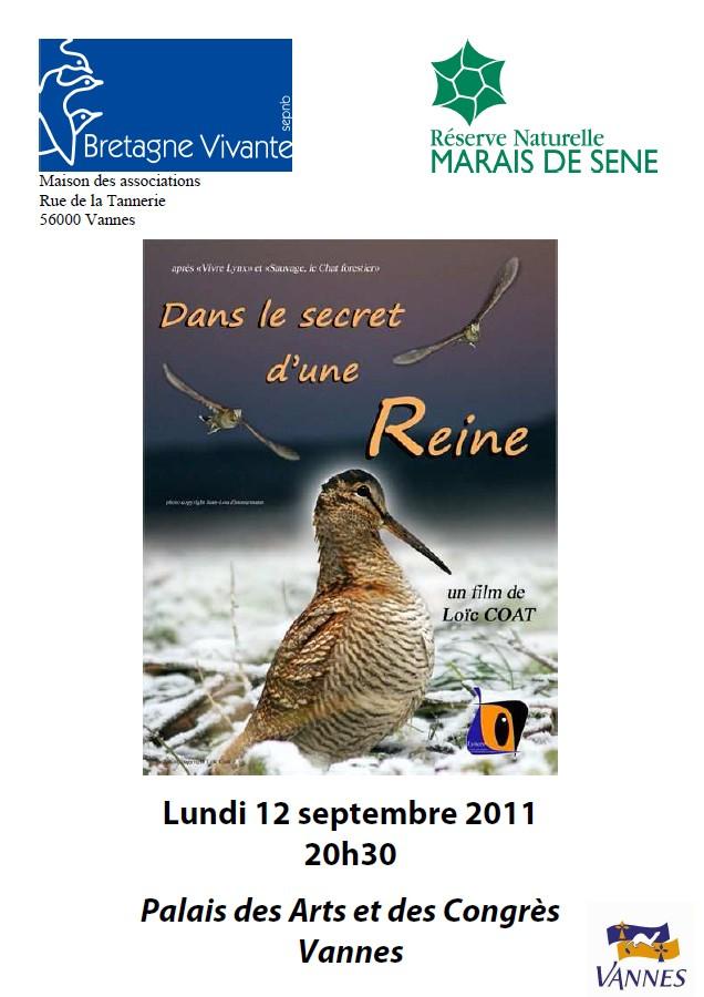 Ciné club, lundi 12 septembre à 20h30 au palais des arts à Vannes Sans_t18