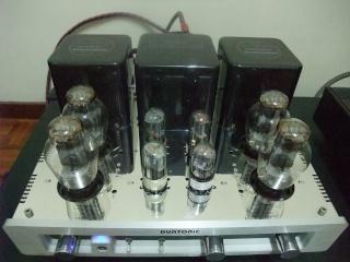 WTS : Duntonic DU-6i 300B Integrated Amp (USED) - SOLD Dscf2017