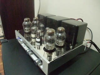 WTS : Duntonic DU-6i 300B Integrated Amp (USED) - SOLD Dscf2018