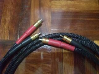 Harmonix C1230MK2 Interconnect (USED)  Dscf2026
