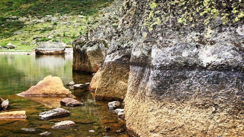 Randonnée vers l'étang de Comte Phot6110