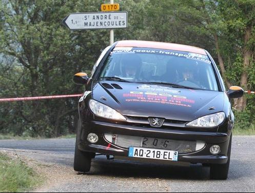 11e rallye du pays Viganais Jean_c11