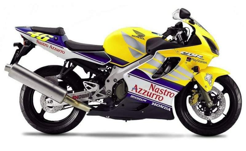 faites la liste de toutes les motos que vous avez possédé! - Page 2 Honda210