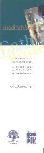 Bibliothèques et médiathèques de Reims 003_1521