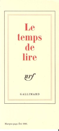 Gallimard éditions - Page 2 006_2011