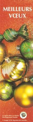 Joyeuses Fêtes en Marque Pages - Page 2 017_1225