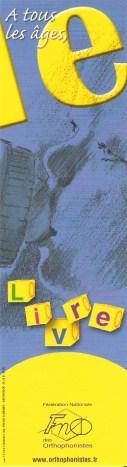 DIVERS autour du livre non classé 021_1211
