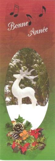 Joyeuses Fêtes en Marque Pages - Page 2 049_1811