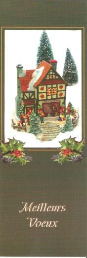 Joyeuses Fêtes en Marque Pages - Page 2 050_1711