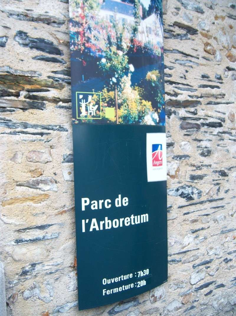 Les parcs d'angers (Maine et Loire 49) Vacanc10
