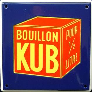 La psychose du bouillon KUB en août 1914. 1818-k10
