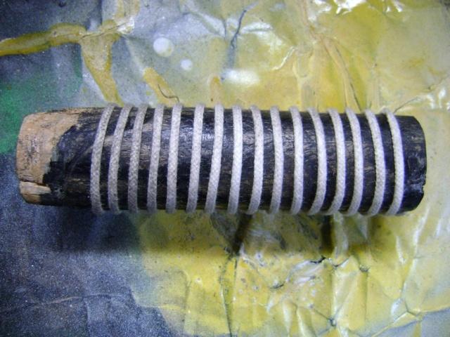 Restauration d'une poignée de sabre 1822. Dsc05732