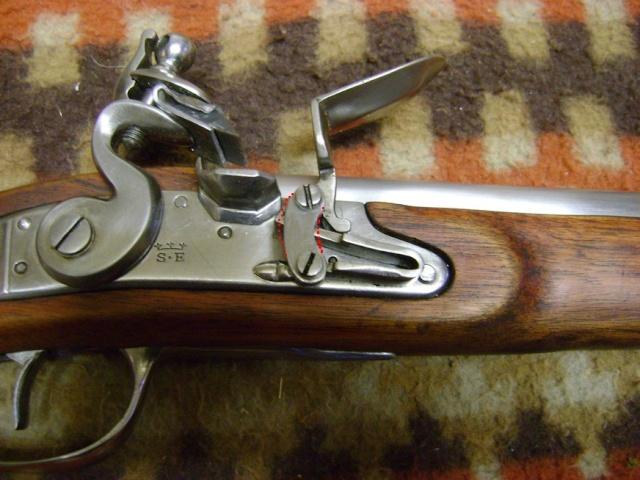 """Fusil 1717 """"des Indes"""", comment le refaire plus réaliste. Dsc07238"""