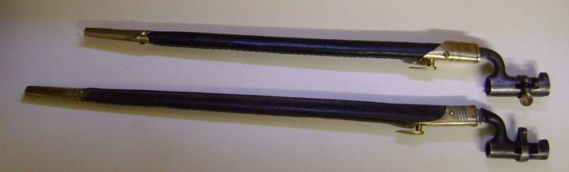 Deux baïonnettes Enfield exotiques. Dsc07339