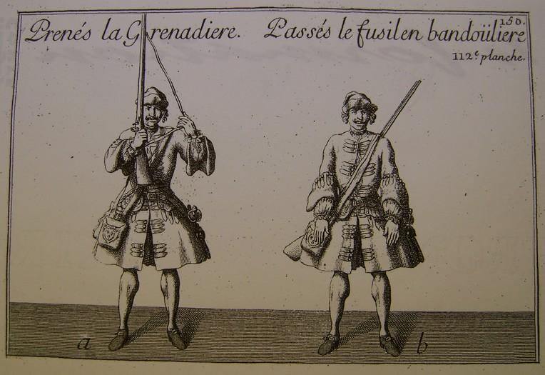 """L'art de """"jetter"""" les grenades aux XVII° et XVIII° siècle. Dsc07344"""