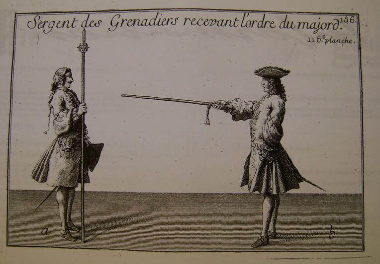 """L'art de """"jetter"""" les grenades aux XVII° et XVIII° siècle. Dsc07348"""
