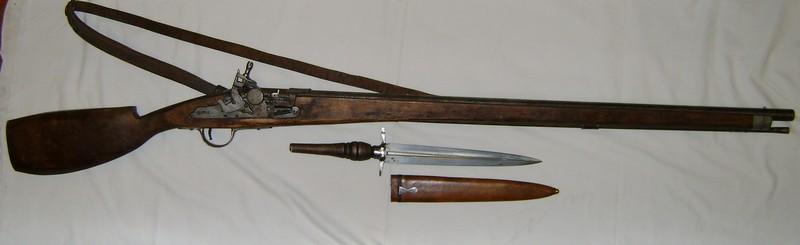 Les armes africaines et du Moyen-Orient. Fusil10