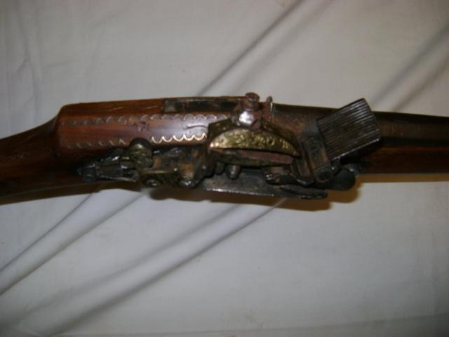 Les armes africaines et du Moyen-Orient. Moukal11