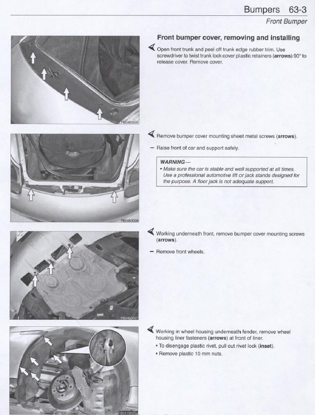 nettoyage radiateur Bumper11