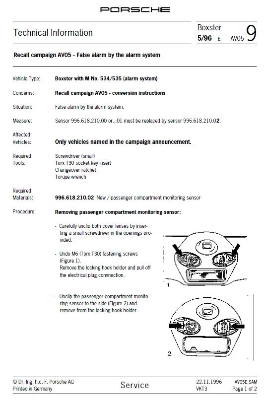 Fonctionnement normal de la fermeture - Page 2 Recall10