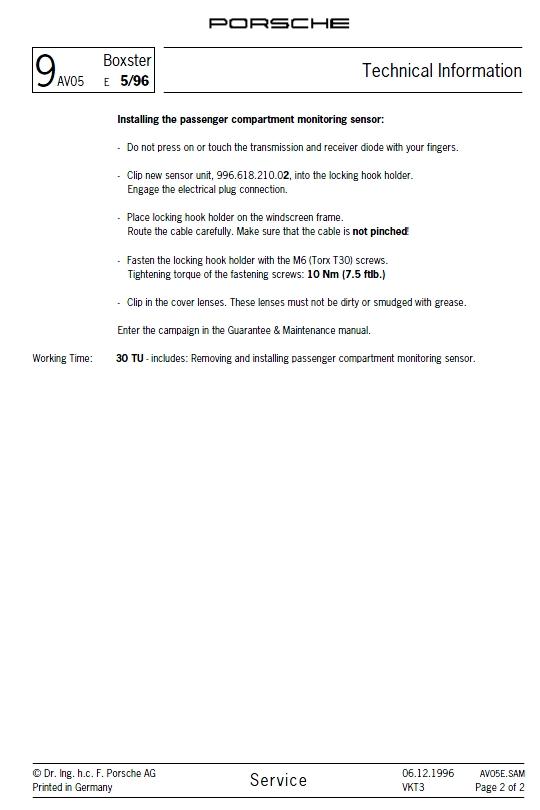 Fonctionnement normal de la fermeture - Page 2 Recall11