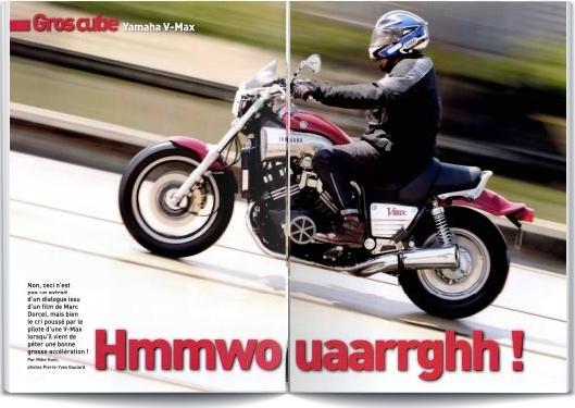 revue km/h moto V010