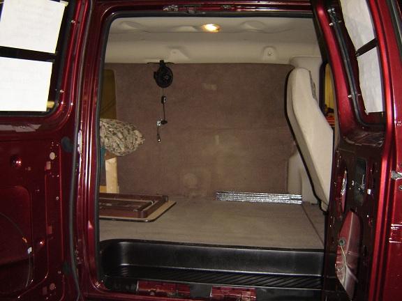 2004 FORD E350 POWERSTROKE 4X4 Van_310