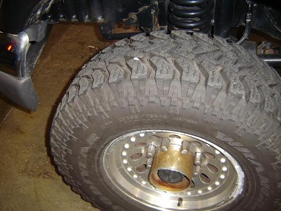 2004 FORD E350 POWERSTROKE 4X4 Van_410