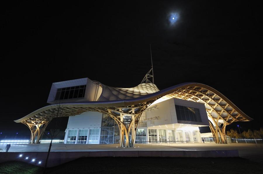 Visite du Centre Pompidou le samedi 08 septembre 2012 11010110