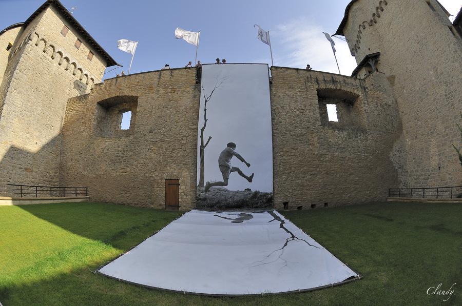 Rencontre de Robert Doisneau au château de Malbrouck ... (MAJ 06/11) 11082110
